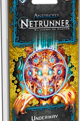 ANDROID NETRUNNER LCG: UNDERWAY