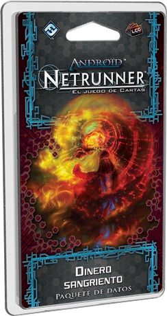 ANDROID NETRUNNER LCG: DINERO SANGRIENTO
