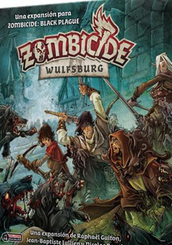 ZOMBICIDE: WULFSBURG