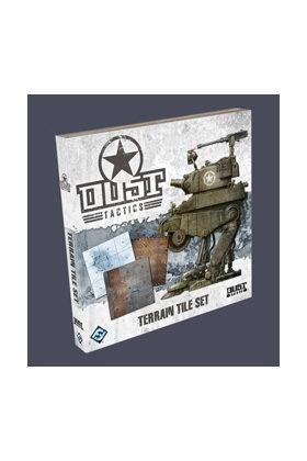 DUST TACTICS - EXPANSION DE TERRENOS