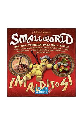SMALLWORLD - ¡MALDITOS! - REIMPRESION
