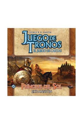 JUEGO DE TRONOS LCG - LOS PRINCIPES DEL SOL - EXPANSION