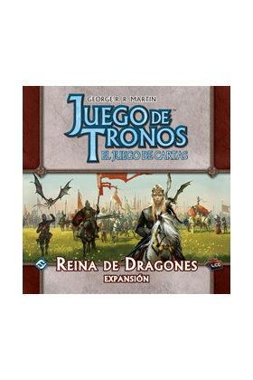 JUEGO DE TRONOS LCG - REINA DE DRAGONES - EXPANSION
