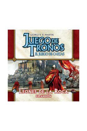 JUEGO DE TRONOS LCG - LEONES DE LA ROCA - EXPANSION