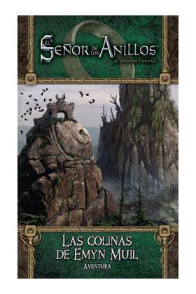 SEÑOR ANILLOS LCG - LAS COLINAS DE EMYN MUIL - AVENTURA 4