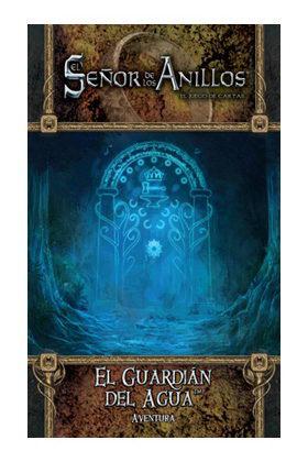SEÑOR ANILLOS LCG - EL GUARDIAN DEL AGUA - AVENTURA 3