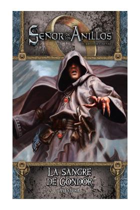 SEÑOR ANILLOS LCG - LA SANGRE DE GONDOR