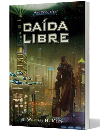 ANDROID NETRUNNER. CAIDA LIBRE