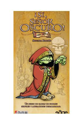 ¡SI, SEÑOR OSCURO! - JCNC - SEGUNDA EDICION