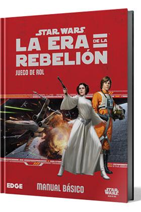 STAR WARS: LA ERA DE LA REBELION  - MANUAL BASICO