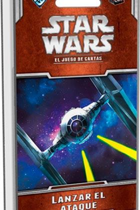 STAR WARS LCG - LANZAR EL ATAQUE