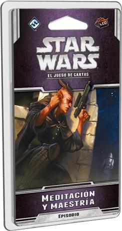 STAR WARS LCG - MEDITACION Y MAESTRIA
