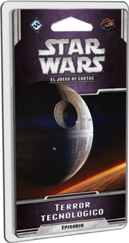STAR WARS LCG - TERROR TECNOLOGICO