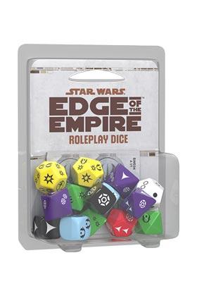 STAR WARS: AL FILO DEL IMPERIO. SET DE DADOS