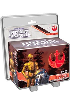 SW: IMPERIAL ASSAULT - R2D2 & C3PO