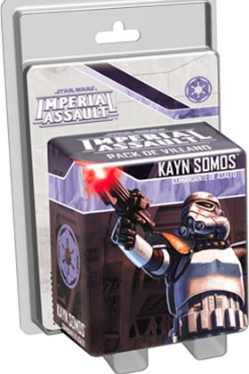 SW: IMPERIAL ASSAULT - KAYN SOMOS