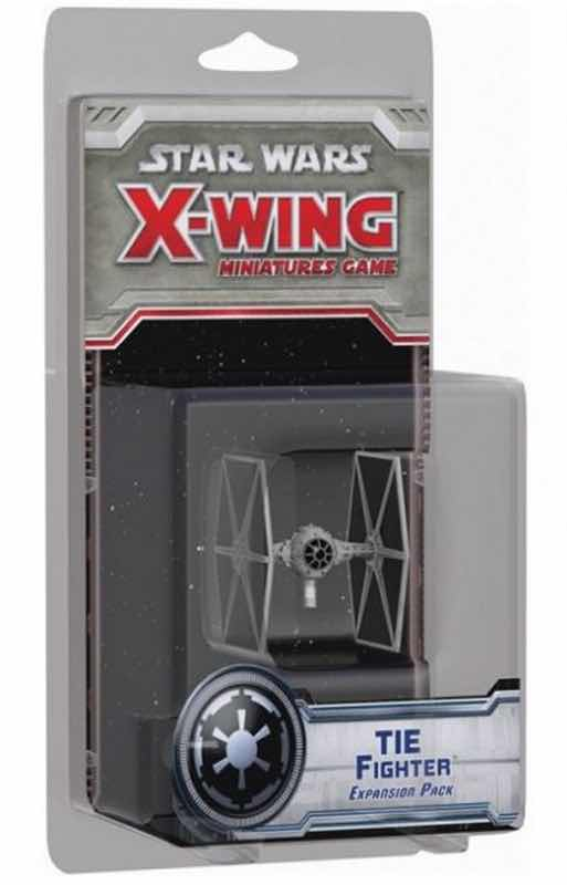 X-WING: CAZA TIE