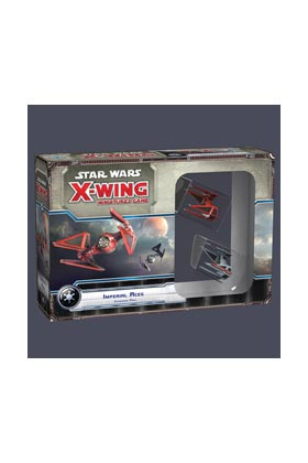 X-WING: ASES IMPERIALES