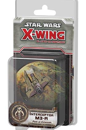 X-WING: INTERCEPTOR M3-A