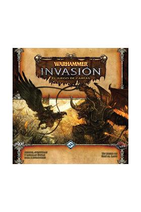 WARHAMMER: INVASION LCG - CAJA BASICA