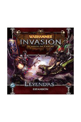 WARHAMMER: INVASION LCG - LEYENDAS