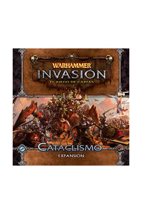 WARHAMMER: INVASION LCG - CATACLISMO