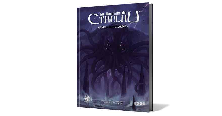 LA LLAMADA DE CTHULHU - MANUAL DEL GUARDIAN