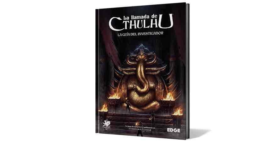 LA LLAMADA DE CTHULHU - GUIA DEL INVESTIGADOR
