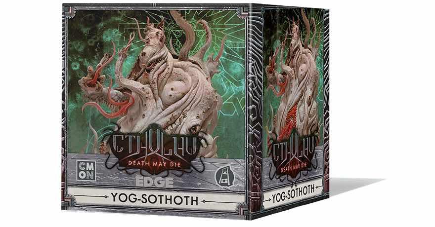 CTHULHU: DEATH MAY DIE YOG-SOTHOTH
