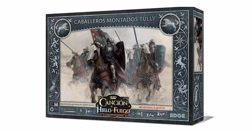 CANCION DE HIELO Y FUEGO JDM: CABALLEROS MONTADOS TULLY