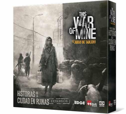 THIS WAR OF MINE: HISTORIAS DE LA CIUDAD EN RUINAS