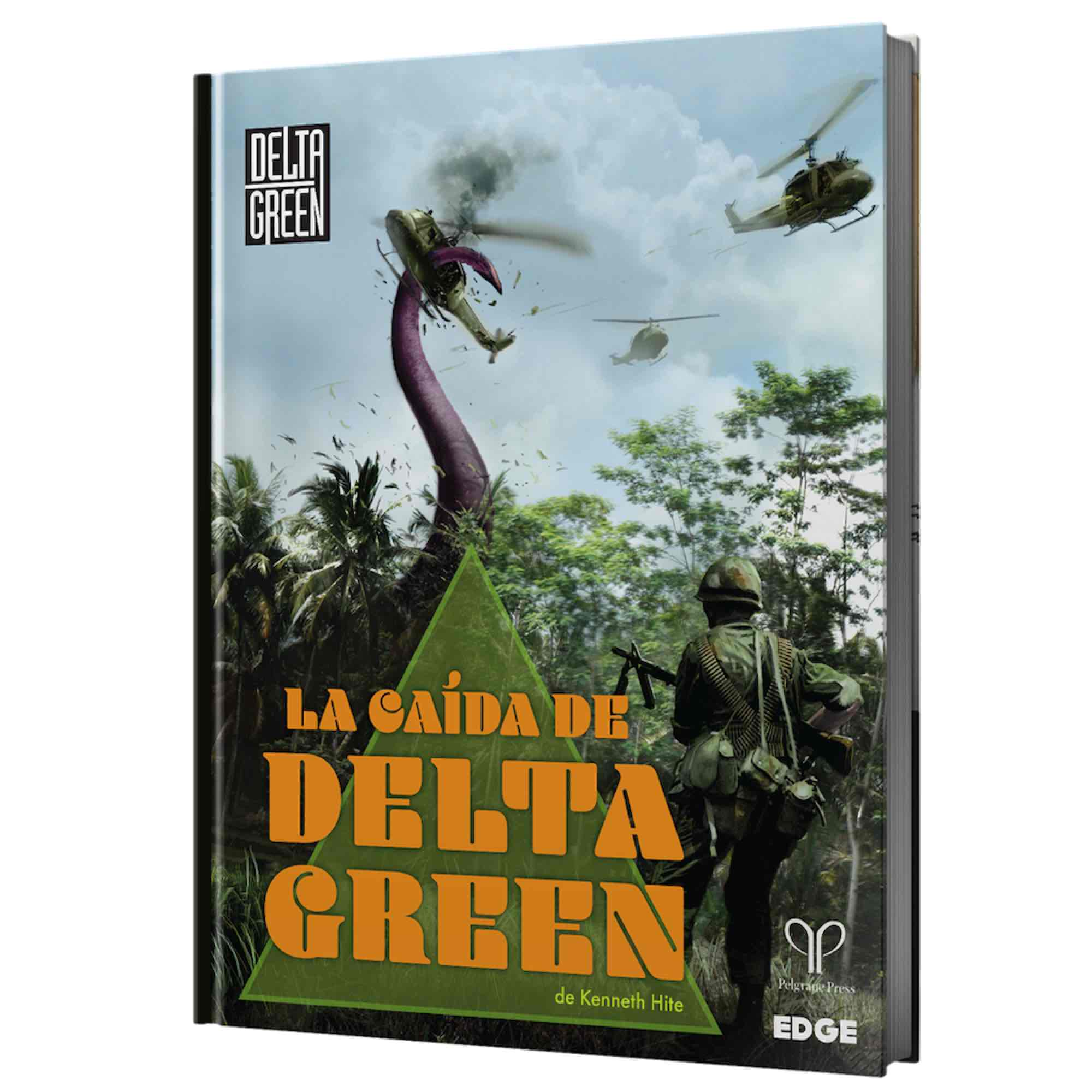 LACAIDA DE DELTA GREEN