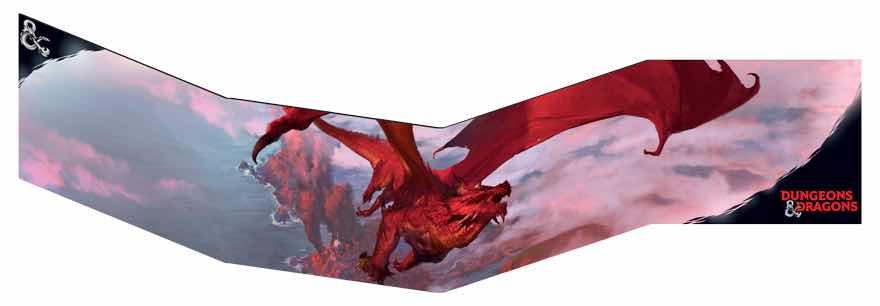 DUNGEONS & DRAGONS: DUNGEON MASTER'S REINCARNATED - PANTALLA DEL DUNGEON MASTER REENCARNAD