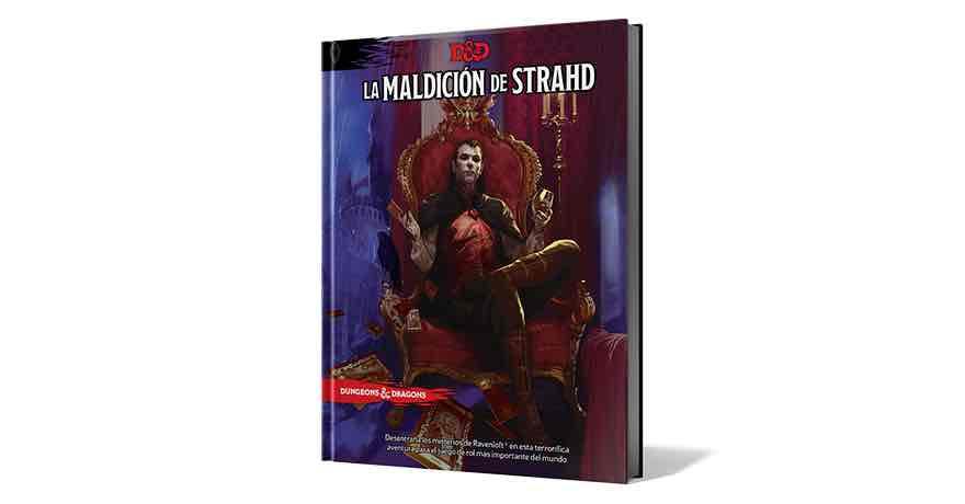 DUNGEONS & DRAGONS: LA MALDICION DE STRAHD