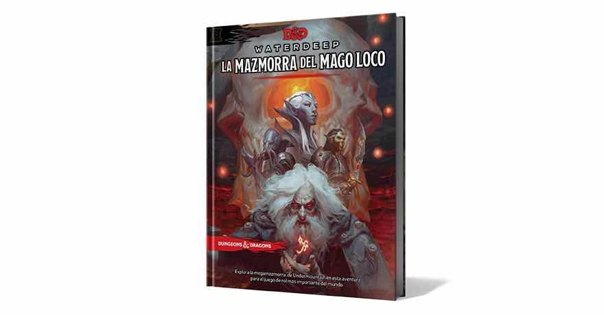 DUNGEONS & DRAGONS: WATERDEEP: LA MAZMORRA DEL...
