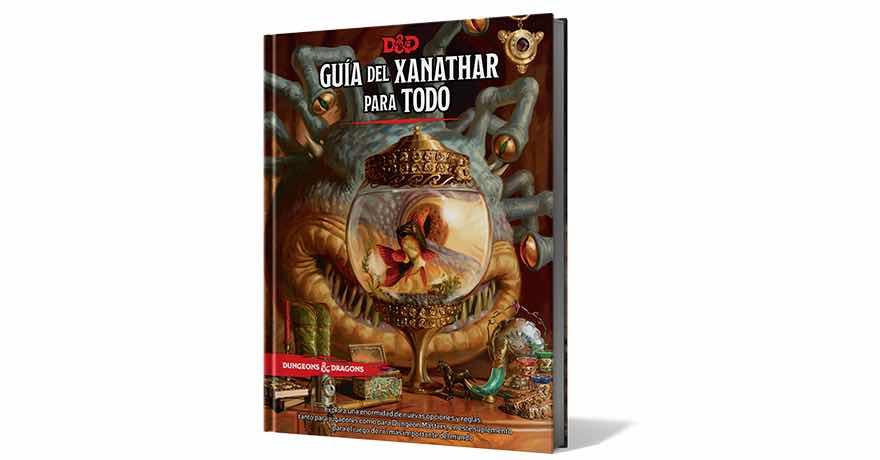 DUNGEONS & DRAGONS: GUIA DEL XANATHAR PARA TODO