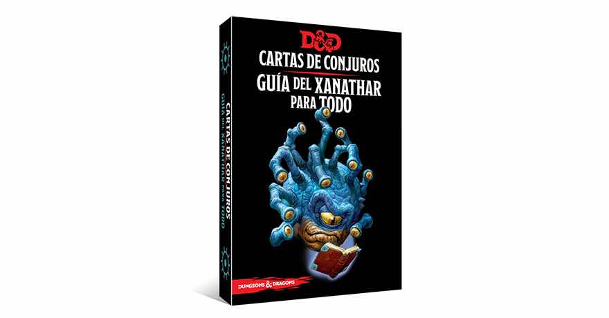 DUNGEONS & DRAGONS: CARTAS DE CONJUROS - GUIA ...