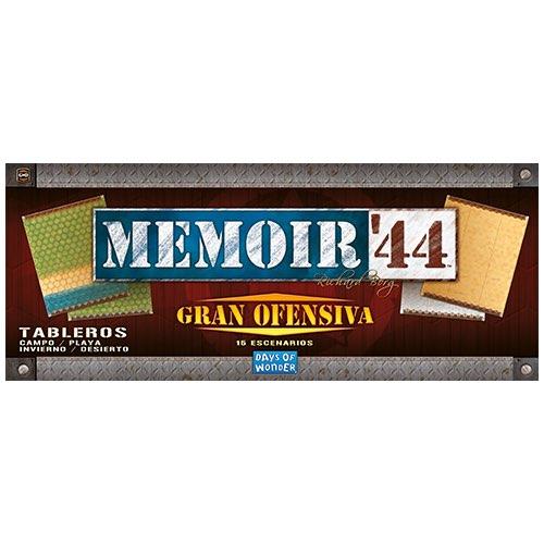 MEMOIR 44. GRAN OFENSIVA