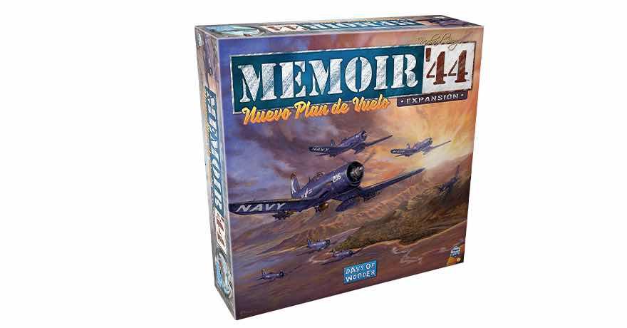 MEMOIR 44. NUEVO PLAN DE VUELO