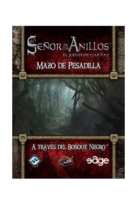 SEÑOR ANILLOS LCG POD - A TRAVES DEL BOSQUE NEGRO