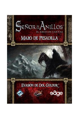SEÑOR ANILLOS LCG POD - EVASION DE DOL GULDUR