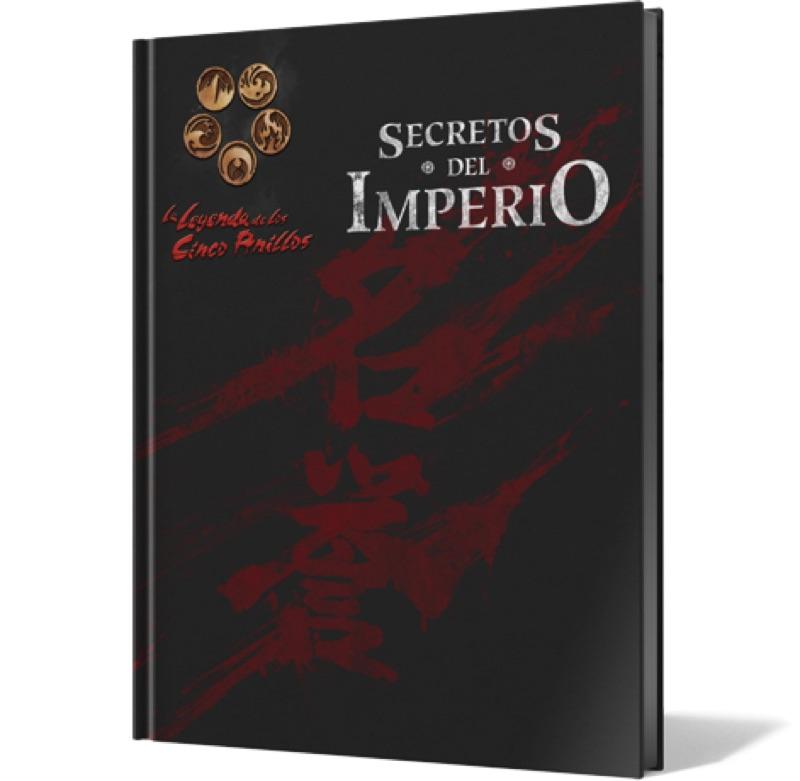 LEYENDA 5 ANILLOS 4ª ED. - SECRETOS DEL IMPERIO