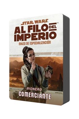 POD MAZO DE ESPECIALIZAZION: PIONERO COMERCIANTE. STAR WARS AL FILO DEL IMPERIO