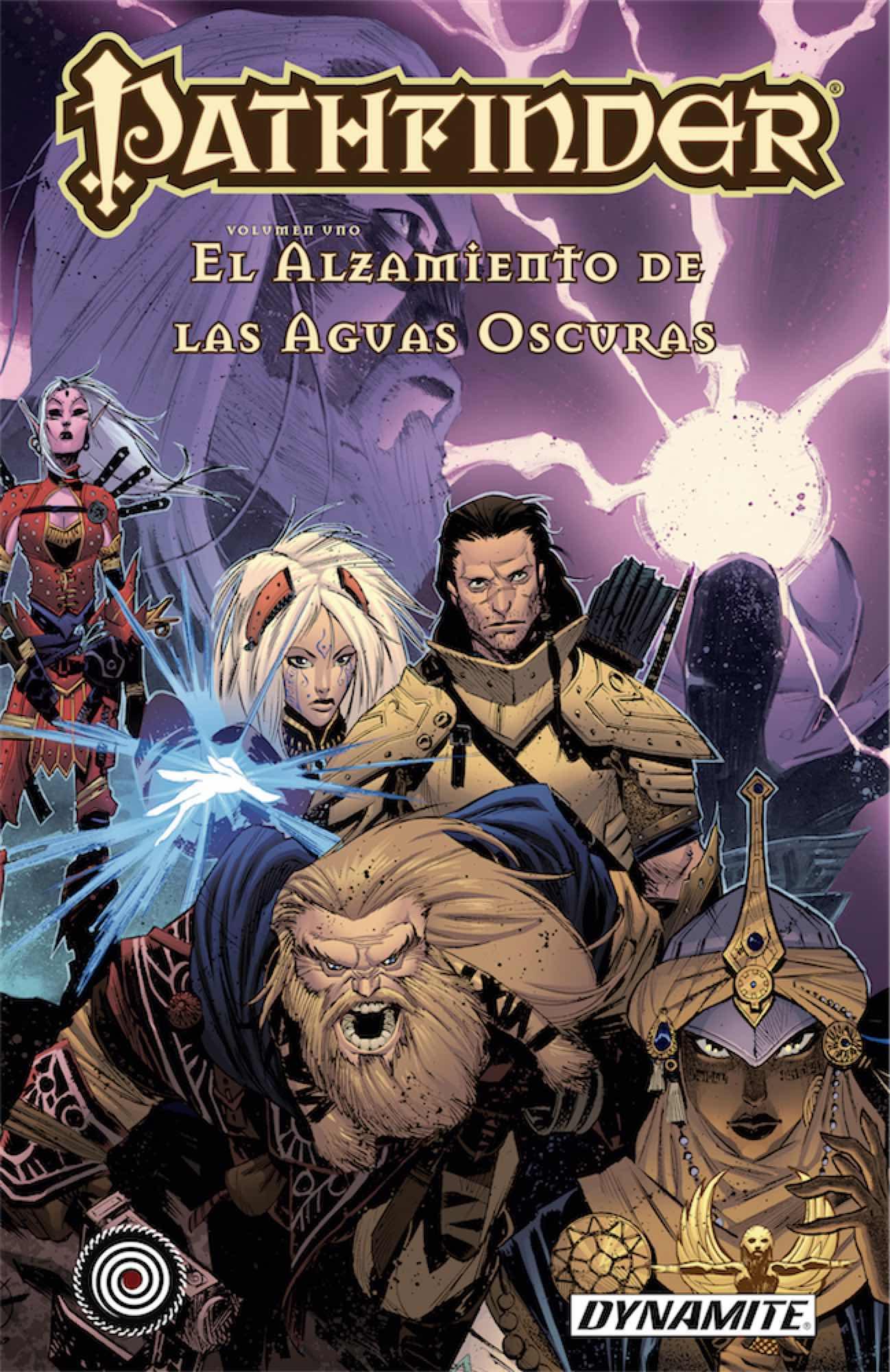 PATHFINDER 01. EL ALZAMIENTO DE LAS AGUAS OSCURAS