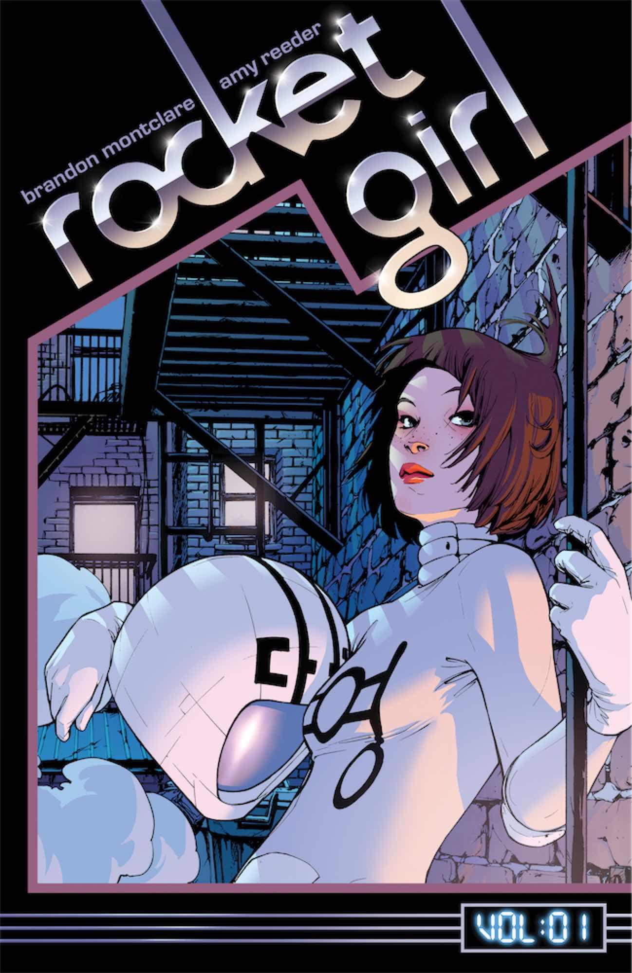 ROCKET GIRL 01. TIEMPOS AL CUADRADO