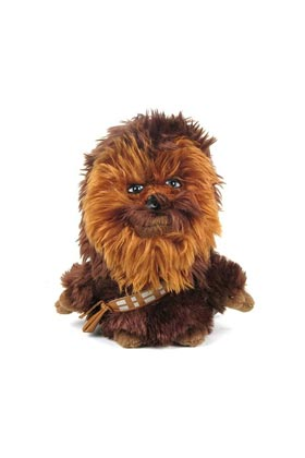 CHEWBACCA SUPER DEFORMED PELUCHE 18 CM STAR WARS