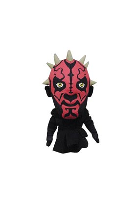 DARTH MAUL SUPER DEFORMED PELUCHE 18 CM STAR WARS