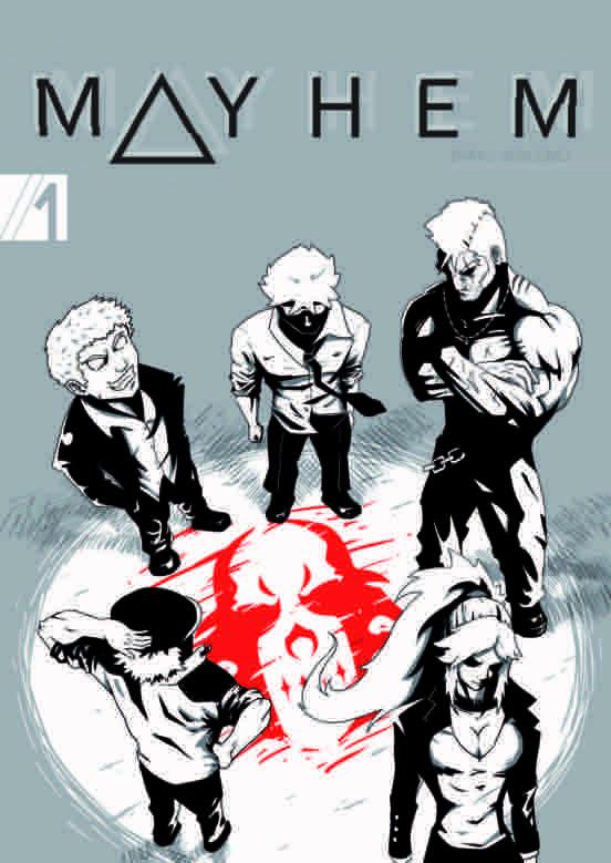 MAYHEM 01