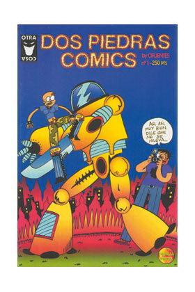 DOS PIEDRAS COMICS 01