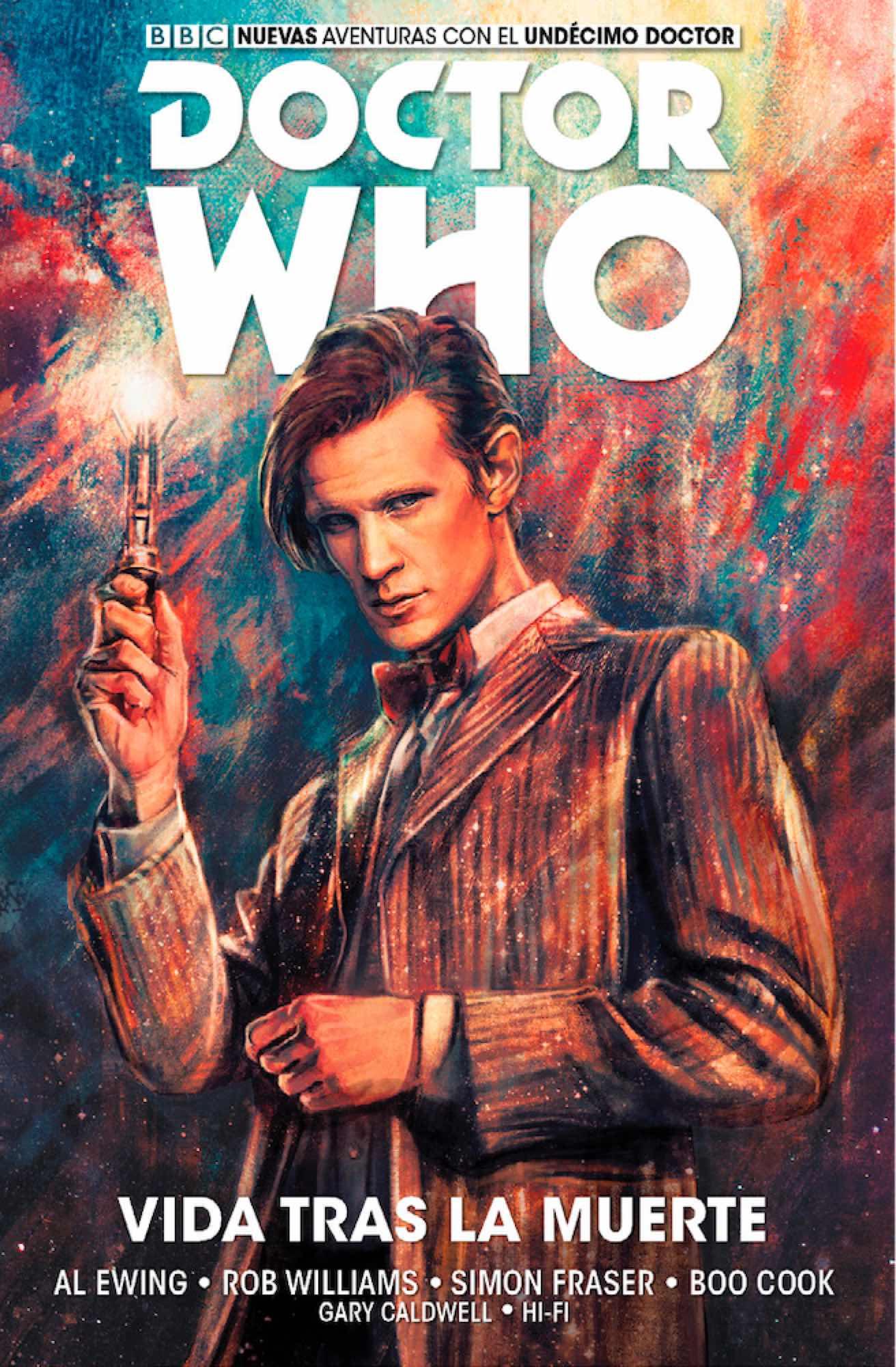 DOCTOR WHO. VIDA TRAS LA MUERTE